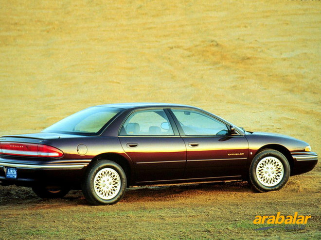 1997 Chrysler Concorde 3.3
