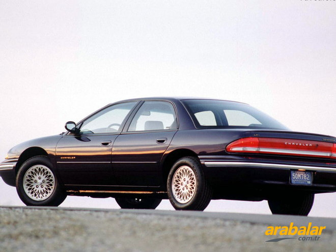 1995 Chrysler Concorde 3.5