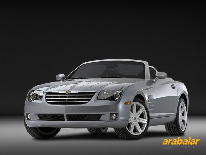 2007 Chrysler Crossfire 3.2 Limited