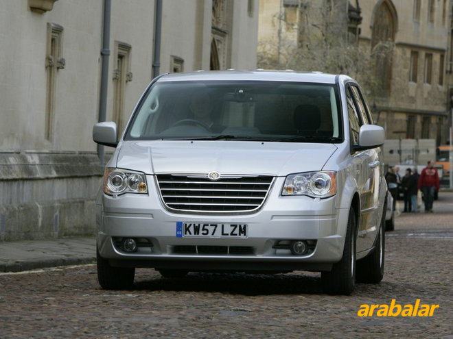 2009 Chrysler Grand Voyager 2.8 CRD Touring