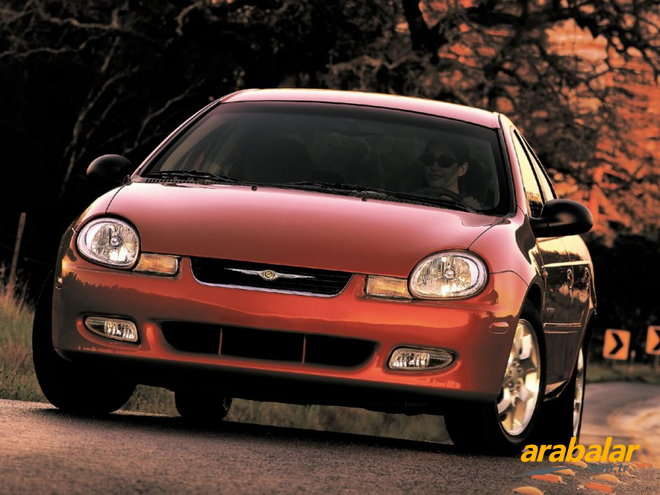 1999 Chrysler Neon 2.0 CS