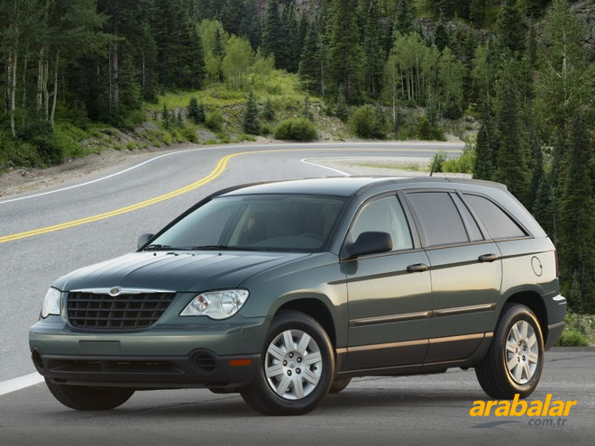 2007 Chrysler Pacifica 3.5