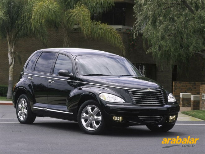 2002 Chrysler PT Cruiser 2.0 Limited Otomatik