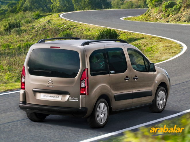 2013 Citroen Berlingo Combi 1.6 HDi Selection