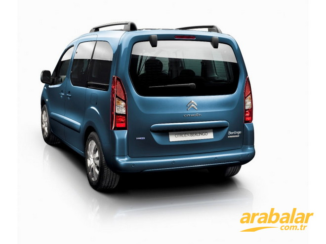2016 Citroen Berlingo Combi 1.6 HDi Selection 115 HP
