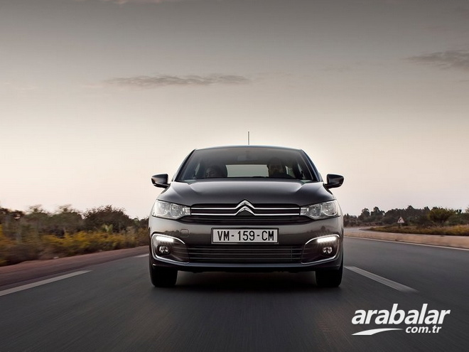 2017 Citroen C-Elysee 1.6 HDi Feel