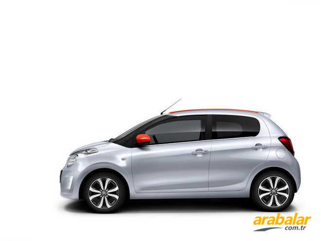 2014 Citroen C1 1.0 VTi Feel BVM