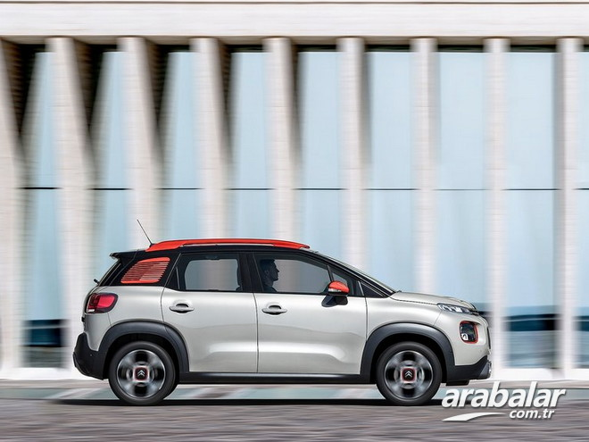 2017 Citroen C3 Aircross 1.6 BlueHDi Feel