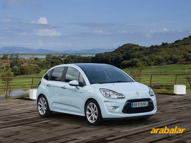 2012 Citroen C3 1.4 HDi Attraction