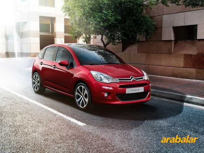 2013 Citroen C3 1.4 HDi Attraction