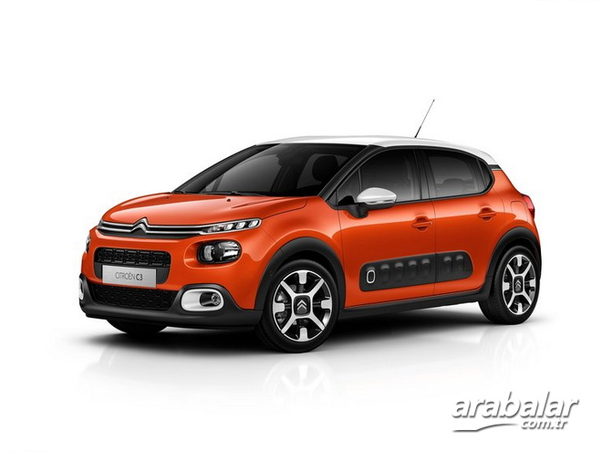 2016 Citroen C3 1.6 BlueHDi Shine
