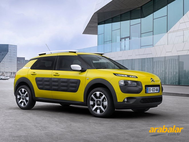 2015 Citroen C4 Cactus 1.2 Feel ETG5