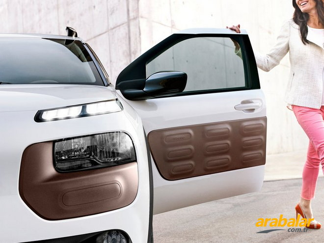 2016 Citroen C4 Cactus 1.2 Feel
