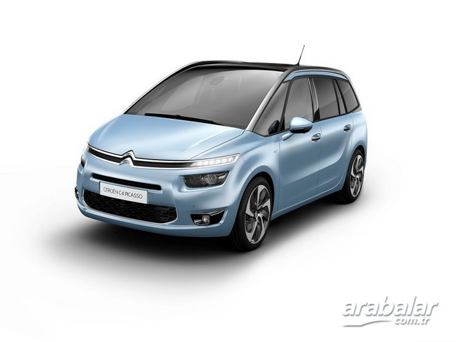 2017 Citroen C4 Picasso Grand 1.6 BlueHDi Shine EAT