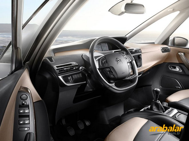 2013 Citroen C4 Picasso Grand 1.6 e-HDi Dynamic MCP6 STT