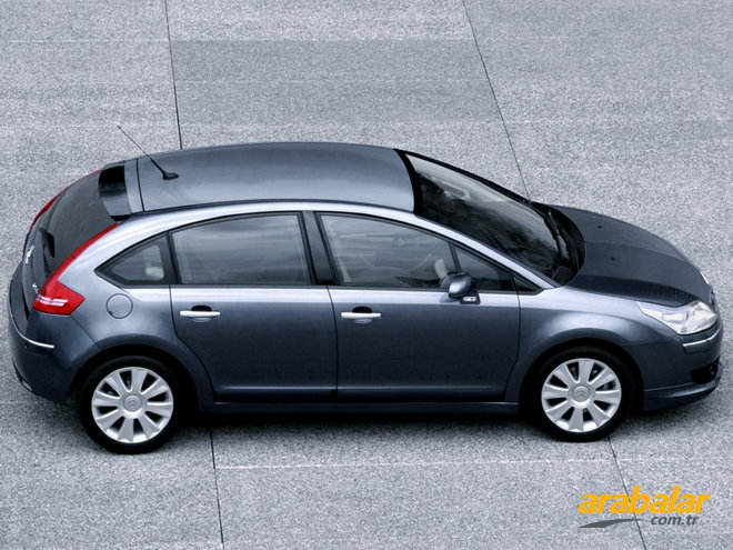 2006 Citroen C4 1.6 Collection