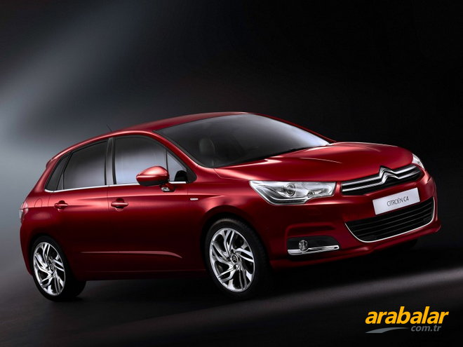 2014 Citroen C4 1.6 HDi Attraction