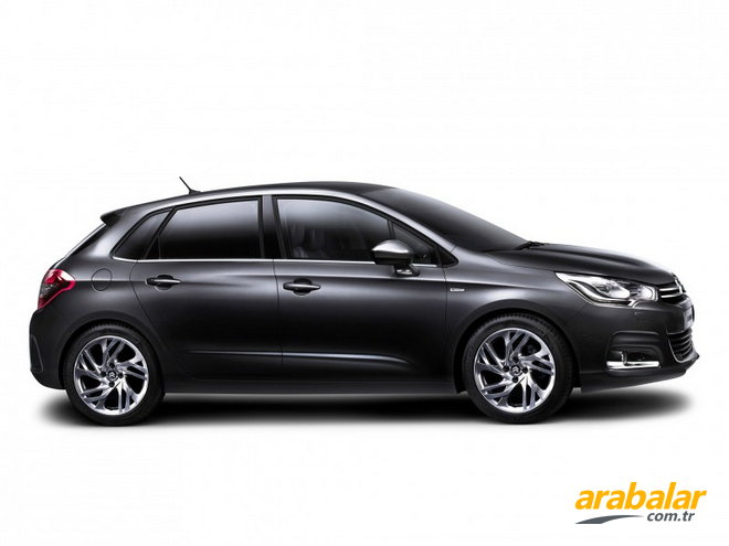 2013 Citroen C4 1.6 HDi Confort 115 HP