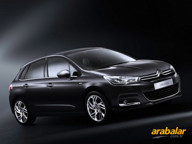 2011 Citroen C4 1.6 HDi Confort 112 HP