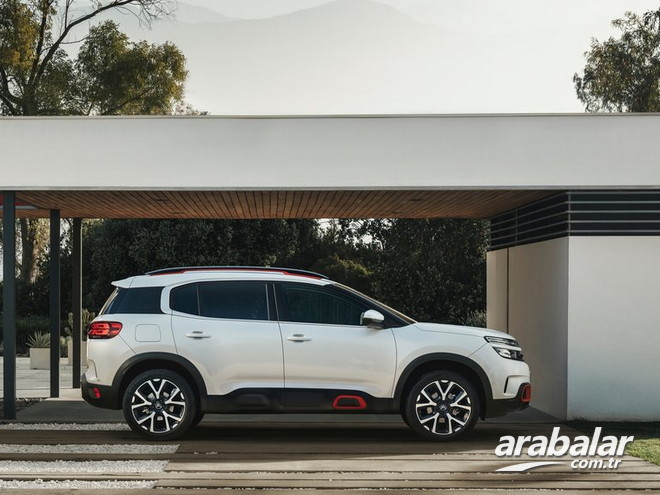 2019 Citroen C5 Aircross 1.5 BlueHDi Adventure EAT8
