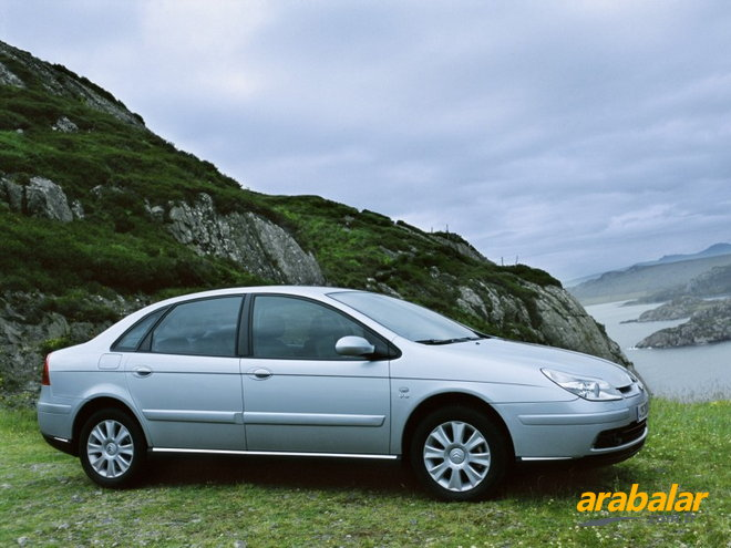 2007 Citroen C5 2.0 Exclusive Otomatik