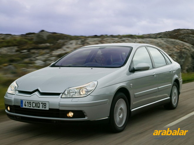 2005 Citroen C5 2.0 HDi Break