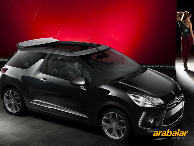 2015 Citroen DS3 Cabriolet 1.6 e-HDi DSport MCP