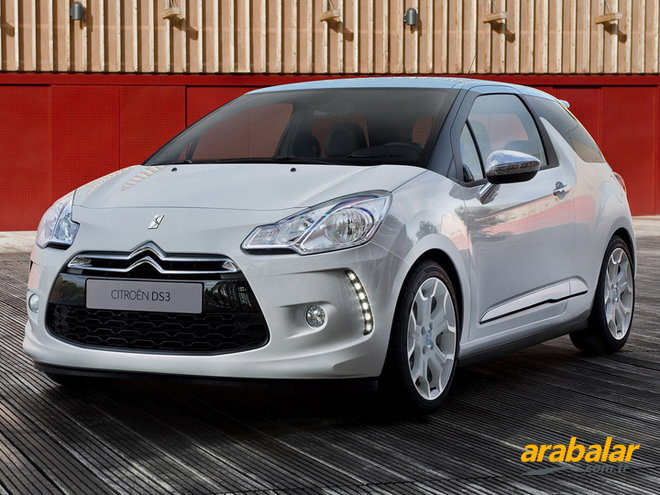 2012 Citroen DS3 1.6 THP Racing
