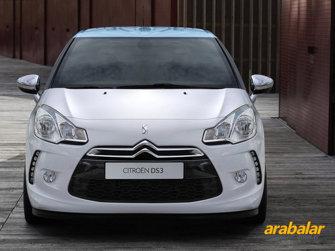 2011 Citroen DS3 1.6 THP Racing