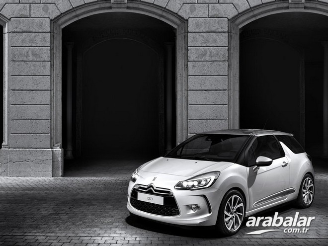 2015 Citroen DS3 1.2 PureTech 110 HP AT
