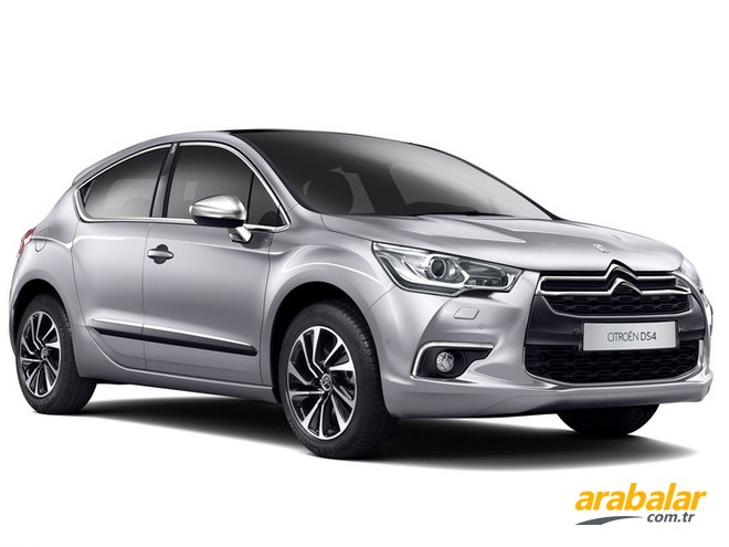 2011 Citroen DS4 1.6 THP DSport MCP6
