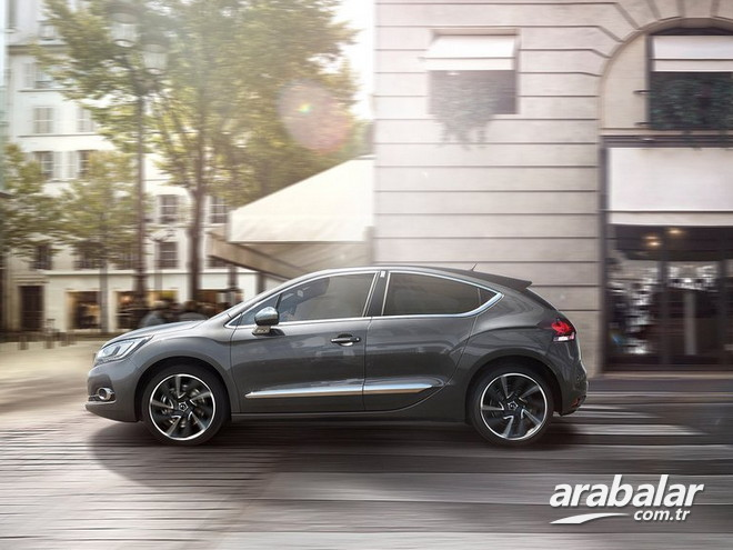 2017 Citroen DS4 1.6 BlueHDi EAT6