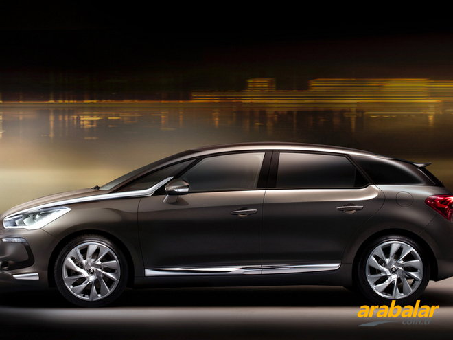 2013 Citroen DS5 1.6 e-HDi DSport BMP6