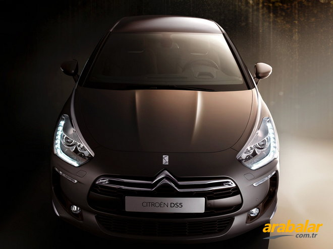 2012 Citroen DS5 2.0 HDi DSport BVA