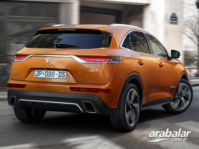 2020 Citroen DS7 1.6 Crossback So Chic Rivoli