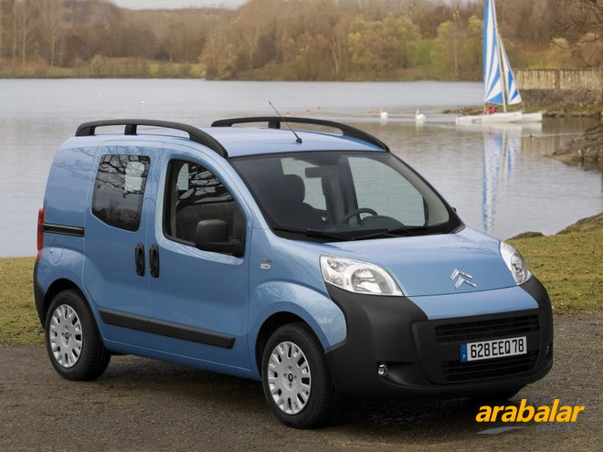 2012 Citroen Nemo FT 1.4 HDi