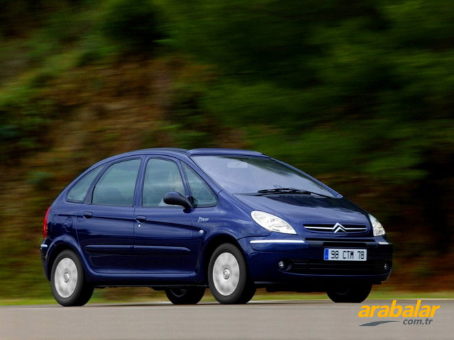 2006 Citroen Xsara Picasso 1.6 HDi Exclusive