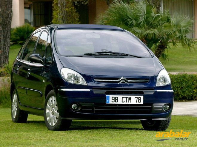 2009 Citroen Xsara Picasso 2.0i Exclusive