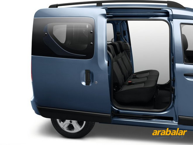 2015 Dacia Dokker Combi 1.5 DCi Ambiance