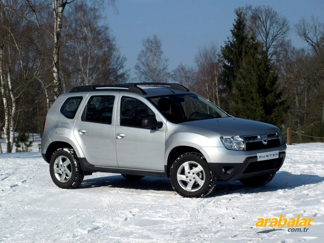 2011 dacia duster 1 6 ambiance 4x4. Black Bedroom Furniture Sets. Home Design Ideas