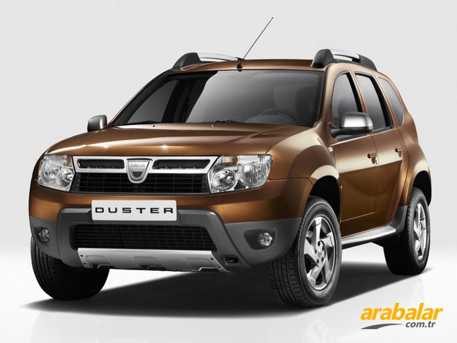 2012 Dacia Duster 1.6 Ambiance 4X2 LPG