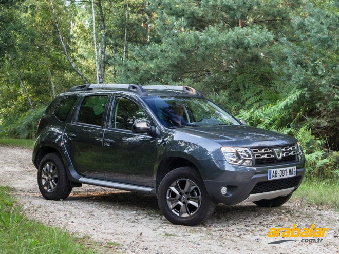2014 Dacia Duster 1.6 Ambiance LPG