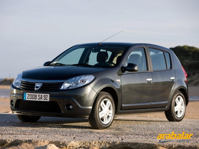 2010 dacia sandero stepway 1 5 dci. Black Bedroom Furniture Sets. Home Design Ideas