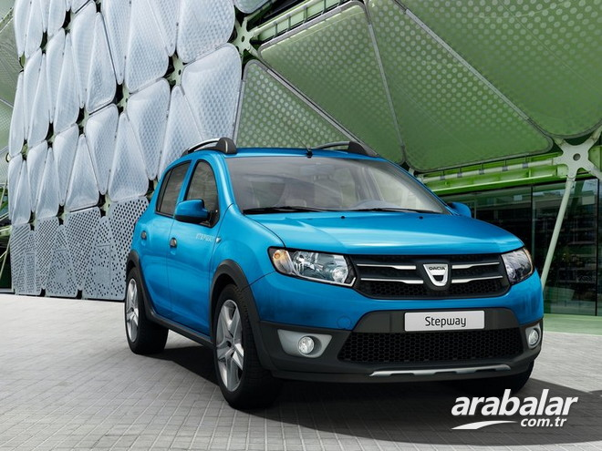 2012 Dacia Sandero Stepway 0.9 Turbo
