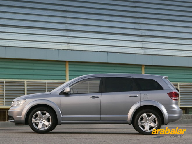 2010 Dodge Journey 2.0 CRD AT