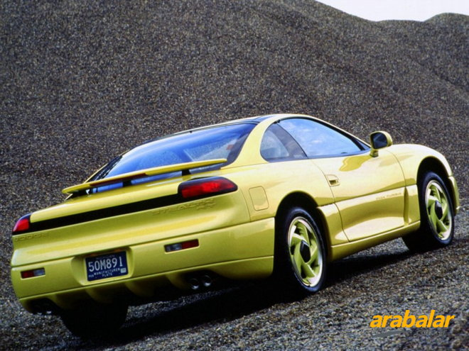 1992 Dodge Stealth 3.0 RT-4 Turbo V6