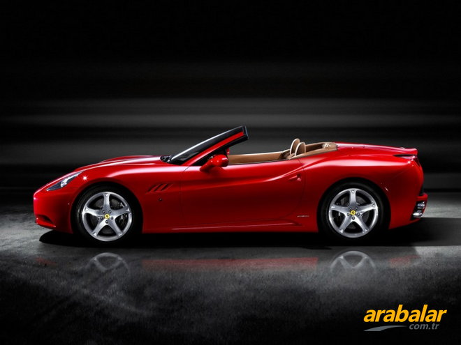 2013 Ferrari California 4.3 V8