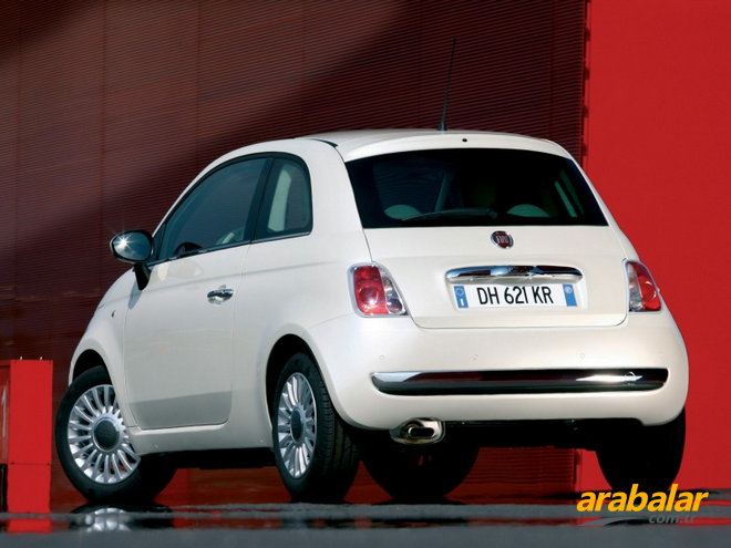 2011 Fiat 500 1.3 Multijet Pop