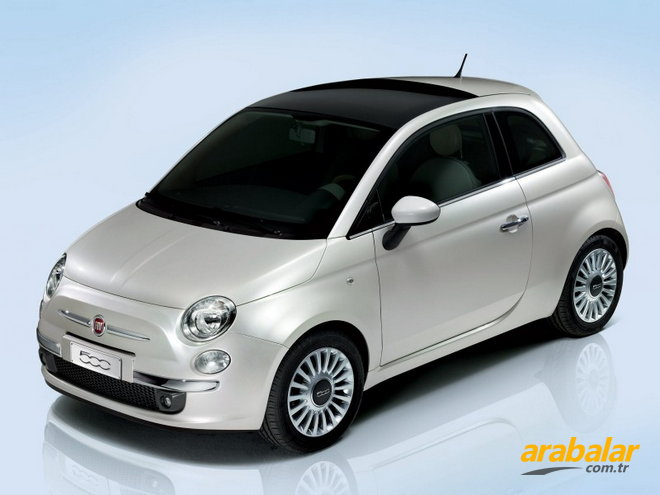 2015 Fiat 500 1.2 Cult Dualogic