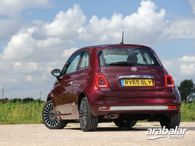 2020 Fiat 500 1.2 Lounge Dualogic